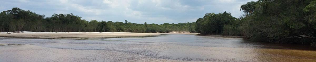 Locais de Pesca de Tucunaré na Amazônia