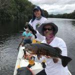 Planos para Acampamento e Pescaria Esportiva de Tucunare
