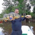 Acampamento e Pescaria Esportiva
