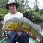 Acampamento para Pesca Esportiva na Amazônia