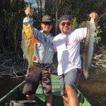 Acampamento Selvagem e Pescaria Esportiva no Amazonas