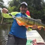 Pacote de Pesca na Amazônia