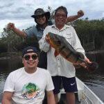 Pacote de Pesca e Acampamento no Amazonas