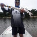 Pesca de Tucunaré nos Rios do Amazonas
