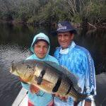 Pesca de Tucunaré e Acampamento Selvagem na Amazônia