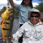 Pescaria de Tucunaré nos Rios do Amazonas