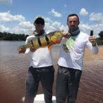 Pesca Esportiva de Tucunaré nos Rios da Amazônia
