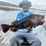 Pescaria Esportiva de Tucunaré na Amazônia
