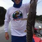 Pescaria Esportiva em Barcelos - AM