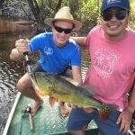 Pesca Selvagem de Tucunarés no Rio Negro e Região